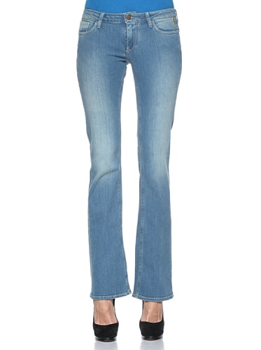 Meltin'Pot Jeans Bootcut Nicole/W Denim Blue W30L32