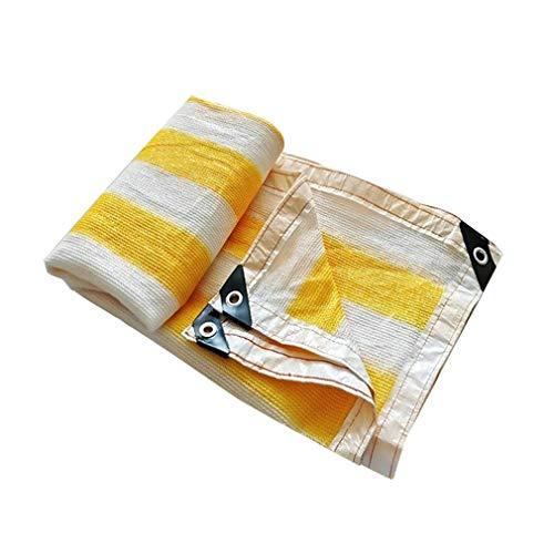 JQQJ zonneblok schaduw doek 85% schaduw doek voor planten, stof gaas schaduw net met grommets voor veranda luifel of tuinhuisje bloem cover dekzeilen Shelter