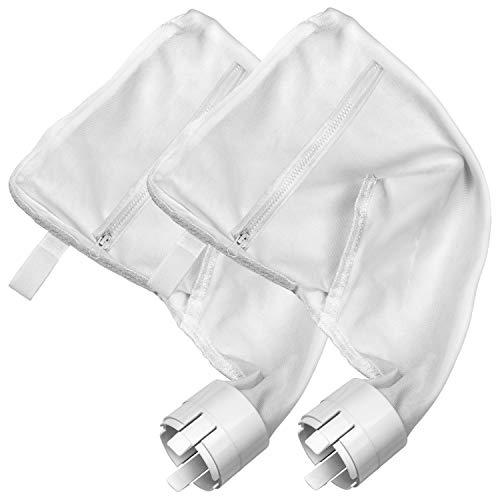 PGFUN 2 Pack 360 380 Polaris Bags All Purpose Filter Bag Polaris Replacement Parts for Pool Cleaner