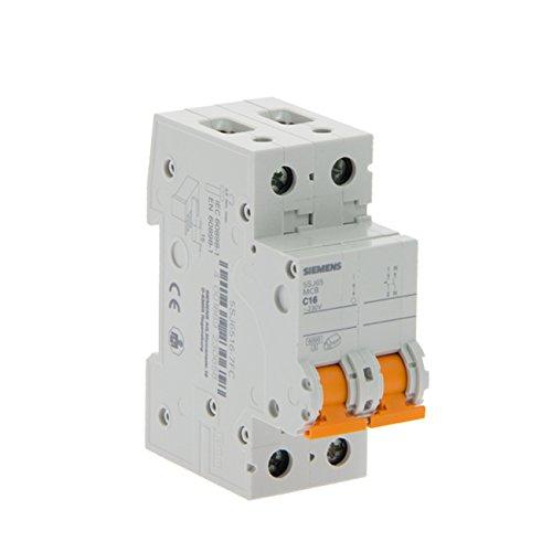 Siemens - interruptor magnetotérmico 1P+N 16A