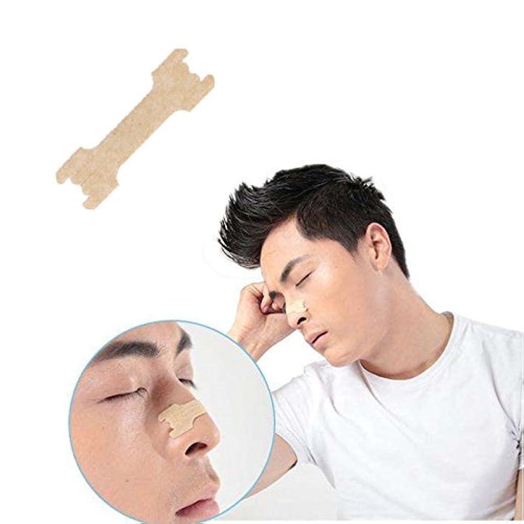 メナジェリー商標マークダウンNOTE KONGDY 100ピースアンチいびきストリップ簡単によく呼吸55 * 16ミリメートルを販売するいびきを止めるために右より良い鼻ストリップ