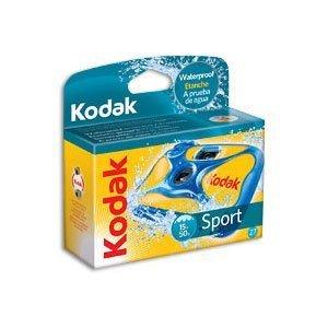 Kodak Sport imperméable pour appareil photo jetable 27 poses Lot de 3
