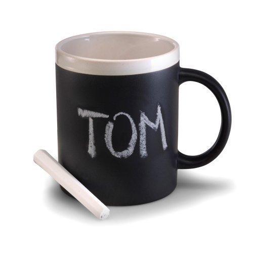 Koopman International, Tasse zum Beschriften mit Kreide, TR-Q51500000, Chalk Mug