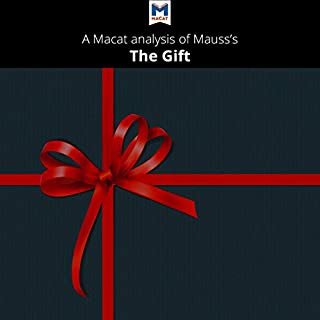 A Macat Analysis of Marcel Mauss's The Gift cover art