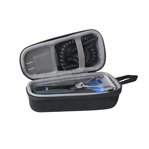 für Braun Series 3 Elektrischer Rasierer/Rasierapparat Hart Taschen Hülle für 3040s 3020 3090cc 340s-4 320s-4 3030s 3000s von co2CREA
