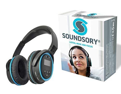 Soundsory Headset - estimulación multisensorial basada en el hogar