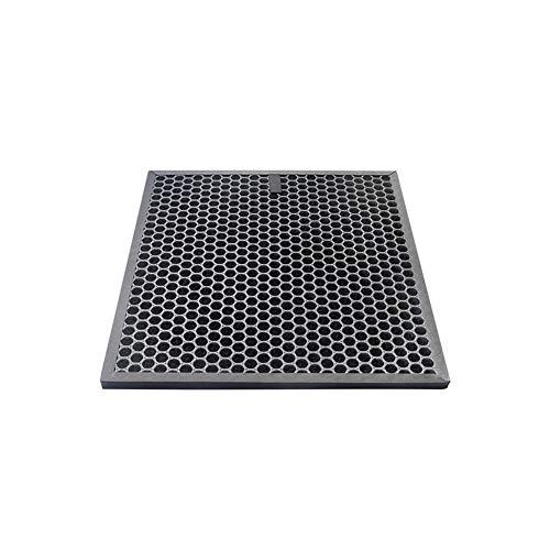 Wishful Fit for Sharp Purificateur d'air HEPA Filtre Actif Filtre à Charbon Pièce de Rechange FZ-F30HFE FP-J30TA FZ-Y28FE FP-F30L-H FPJ30LA (Color : 1pc Carbon Filter)