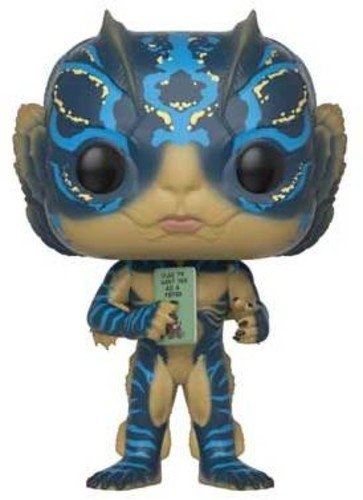Funko POP! Movies: Shape of Water - Amphibian Man with Card