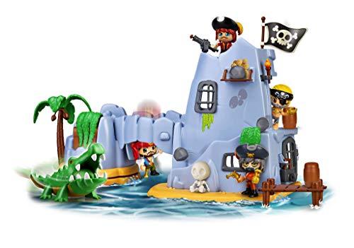 Pinypon Action  Isla Pirata del Capitán