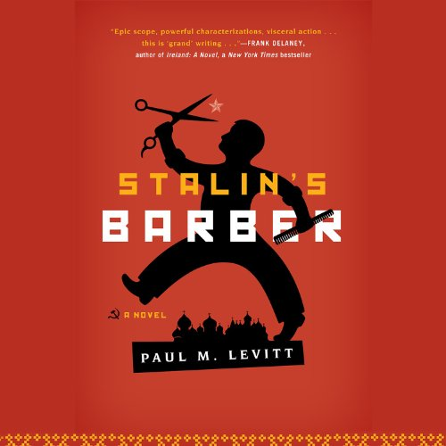 Stalin's Barber audiobook cover art