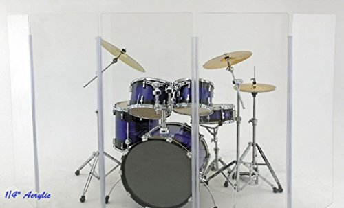 2. Pennzoni Drum Shield DS1