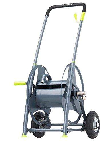 Caleido-Concept GEKA ® Plus - Schlauchwagen Gartenschlauchwagen P40, Metall