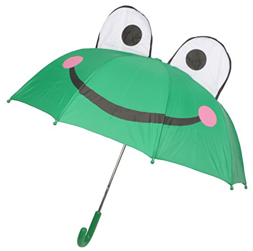 Kids 3D Dome Umbrella Ladybug