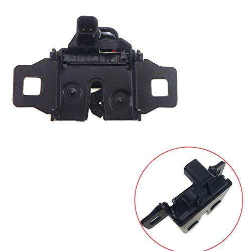 HY-SPEED 719-601 Hood Alarm Sensor Anti-Theft Switch and Latch For Land Rover LR2 LR3 LR4 and Range Rover Sport LR041431 LR065340