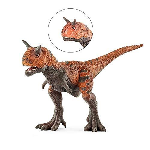 North America Carnotaurus – Dinosaurio Realista (23 cm)