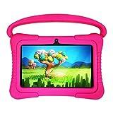 Q88 7 Inch Tablet PC 1 + 16GB Pantalla IPS Máquina de Aprendizaje en línea para niños (Red EU 7 Pulgadas)