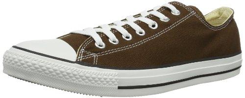 CONVERSE Chuck Taylor All Star Seasonal Ox, Unisex-Erwachsene Sneakers, Braun (Chocolate), 41.5 EU