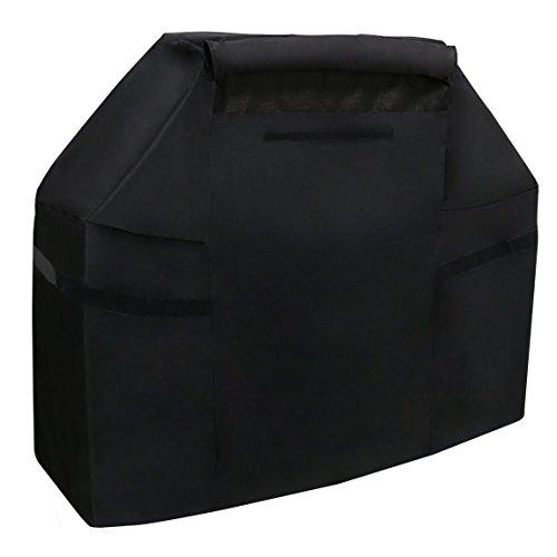 Housse de protection pour barbecue à gaz - Étanche à la poussière et respirante - Noir - 170 cm