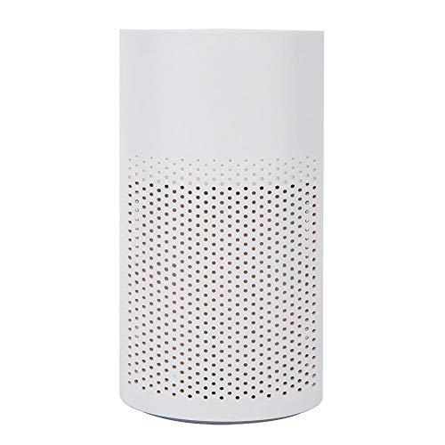 Luchtfilter met Adopt Air Booster-systeem, Personal Desktop-luchtfilter met licht, PM2.5-geurverwijdering Luchtfilterreiniger voor het thuiskantoor