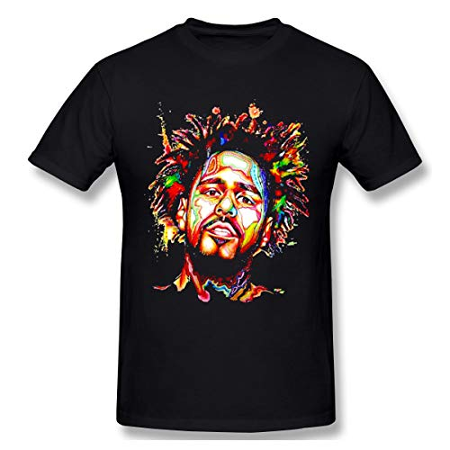 Ishanqudi Men's J-Cole KOD T-Shirt