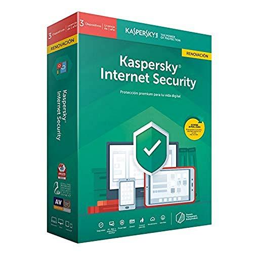 Price comparison product image Kaspersky Lab KIS_2019_3DEV_1Y_MINI_RNL_NOCD_ES