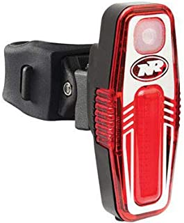 NiteRider Sabre 80 Rear Light Lumens 80 with Ultra High Visibility and Includes Tail Light, Seat Post Mount, and USB Charging Cable 5087