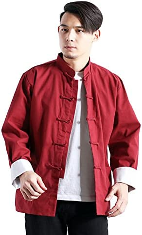 Chinese traditional clothing male _image1