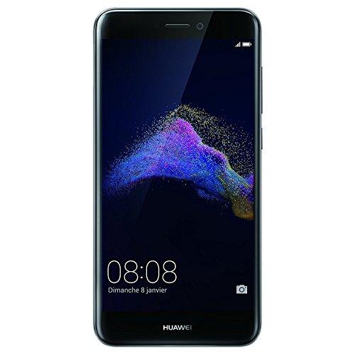 Huawei P8 Lite 2017 Smartphone da 5.2  Full HD, 3 GB RAM, 16 GB ROM, Camera da 12MP, Android, Nero