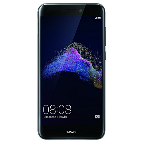 Huawei P8 Lite 2017 Smartphone débloqué 4G (Ecran : 5,2 pouces - 16 Go ROM - Android) Noir