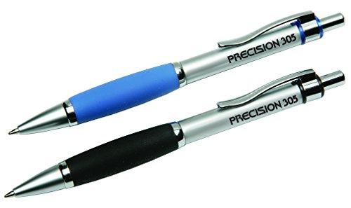 Skilcraft 7520-01-445-7230 Precision 305 Medium Point Pen, Blue (Pack of 12)