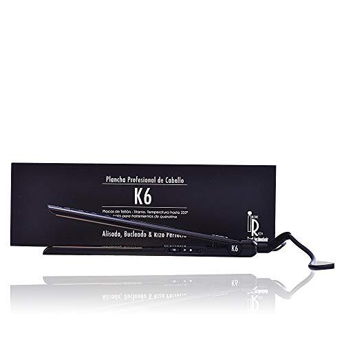 Irene Rios K6 Plancha para el Cabello Color Negro - 100 gr