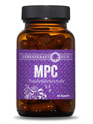 Lebenskraftpur MPC 60 Kapseln vegan Bild