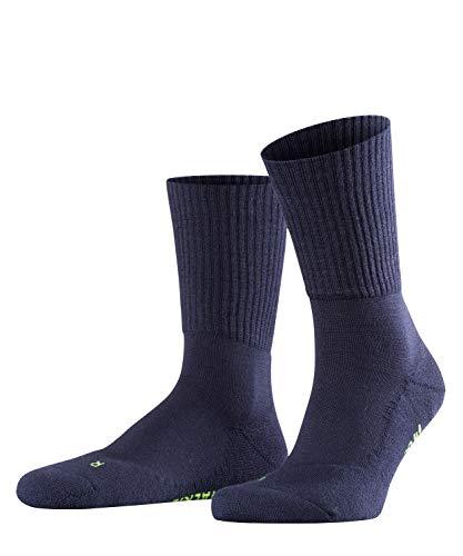 FALKE Unisex Socken Walkie Light - Merinowollmischung, 1 Paar, Blau (Marine 6120), Größe: 42-43
