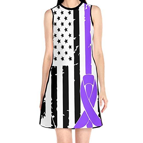 DFGHJZH-L Childhood Cancer Awareness Mens Casual Adult Long Sleeve T Shirt