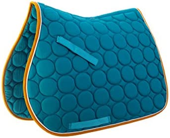 Roma Comfort All Purpose Saddle Pad Polypad Style Full Pink RRP £23.99