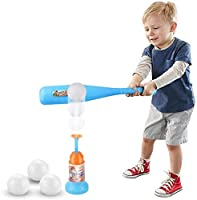 野球子供用野球セット子供用野球玩具セットベビーボールランチャー野球用バットフィットネススポーツ玩具