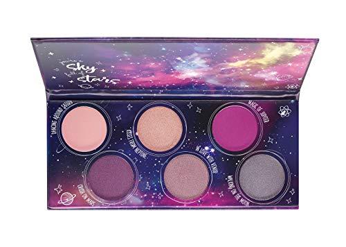 Essence Dancing on the milky way Galactic eyeshadow palette Nr. 01 a sky full of stars Inhalt: 12g Lidschattenpalette mit sechs Lidschatten nicht von dieser Welt!