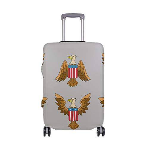 FANTAZIO - Funda Protectora para Maleta con Sello de águila