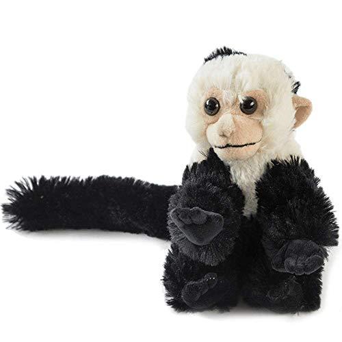 NOBRAND Muñeca Animal Simulación De Mono Capuchino, Sorpresa Especial, Muñeca De Peluche 21cm A