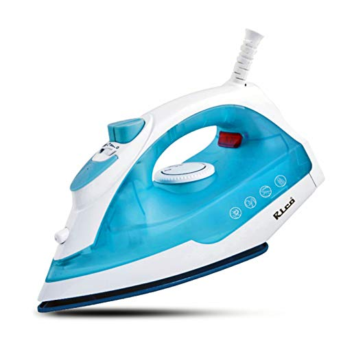 Rico Steam Iron | 1350 Watt | Light weight |Super Fast Heating | Protects Your Garments |Japanese Technology | 2 Year Replacement Warranty I Made In India
