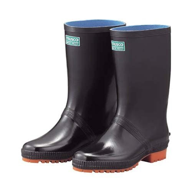 TRUSCO メッシュ半長靴26.0cm