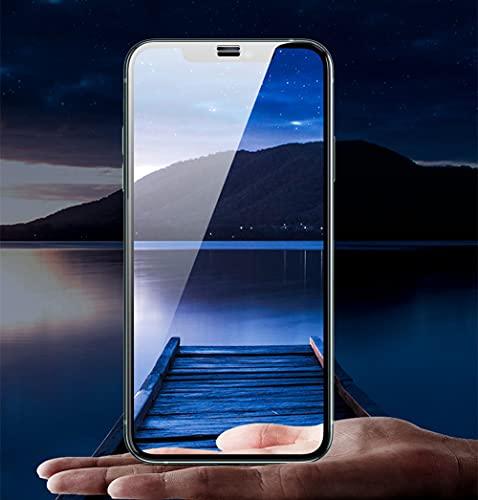 3 piezas de vidrio templado 999D para iPhone 7 8 6 6S Plus 11 SE 2020 Protector de pantalla para iPhone 11 12 Pro Max X XS XR Vidrio protector, para iPhone 12 ProMax, 3 piezas de vidrio blanco