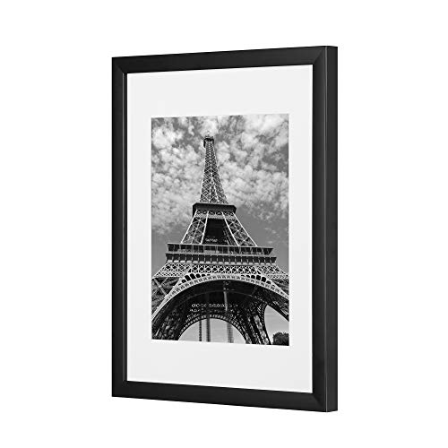 Cliusnra 12x15 Wall Photo Frame: Picture 8x10 Black Inch Mount Big Dad Perspex Mat Mum Memory Love Girl Grandma Portrait Friends Box Glass Square Deep Gallery Multiple Dining Features Frames Kitchen Tabletop Wall