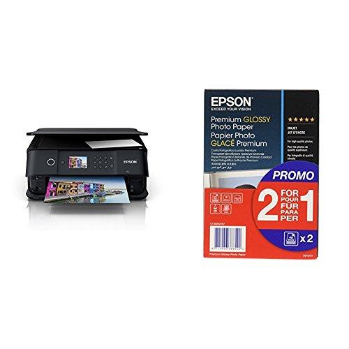 Epson Expression Premium XP-6000 - Impresora multifunción Wi-Fi ...