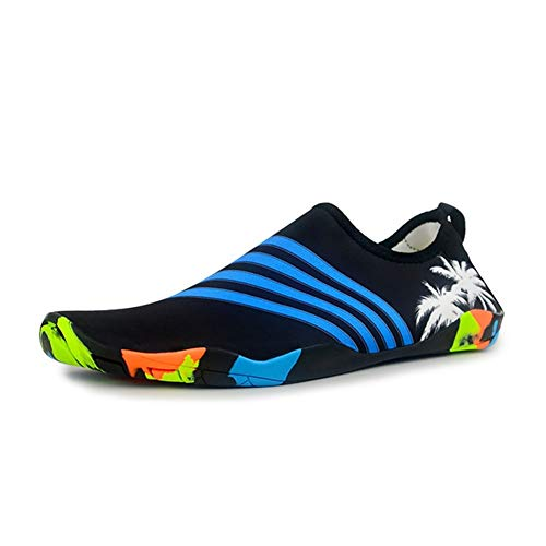 Aerdeisimaoyi Men Sneakers Summer Water Shoes Outdoor Swimming Shoes Beach Shoes Unisex Flat Soft Quick Drying Shoes Antiskid The Best Outdoor Gifts For Your Friends, Brothers, Parents
