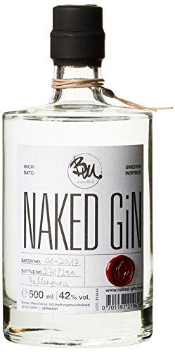 naked GiN Small Batch (1 x 0.5 l)