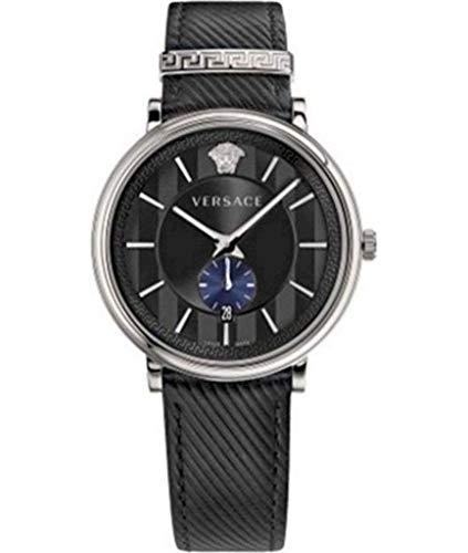 Versace VEBQ00918 - Reloj de pulsera para hombre, diseño de círculo en V