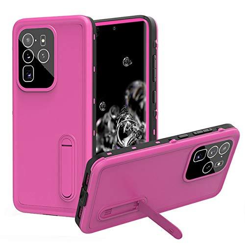 SENDIAYR Estuche para teléfono a Prueba de Agua Estuche para Buceo bajo el Agua FundaProtectora para Soporte EstuchesAjustados Teléfonoscelulares, para Samsung Galaxy S20 S20 Plus S20 Ultra