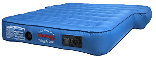 Pittman Outdoors AirBedz PPI-XUV Rear Seat Mattress for SUV and Crossover Vehicles (with Built-in Rechargeable Battery Air Pump)