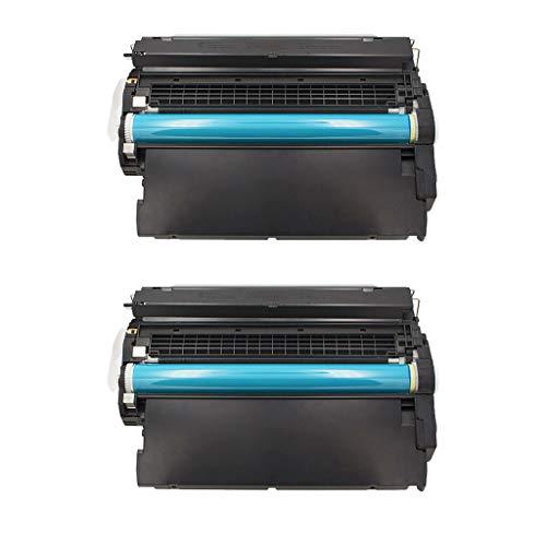 Toner Cartridge voor HP Laserjet HP 4250/4350, Compatibel met HP Q5942X / Q1338X Zwart, 20.000 pagina's per stuk size 2 x zwart.